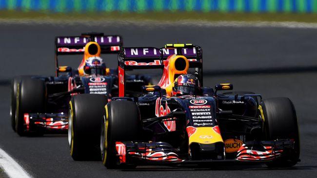 紅牛:Mercedes和Ferrari是引擎供應商的唯二選擇