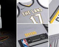 NIKE發表NBA「城市版」球衣