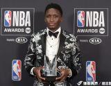年度最佳進步獎:Victor Oladipo