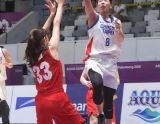 中華女籃銅牌戰以63:76不敵日本