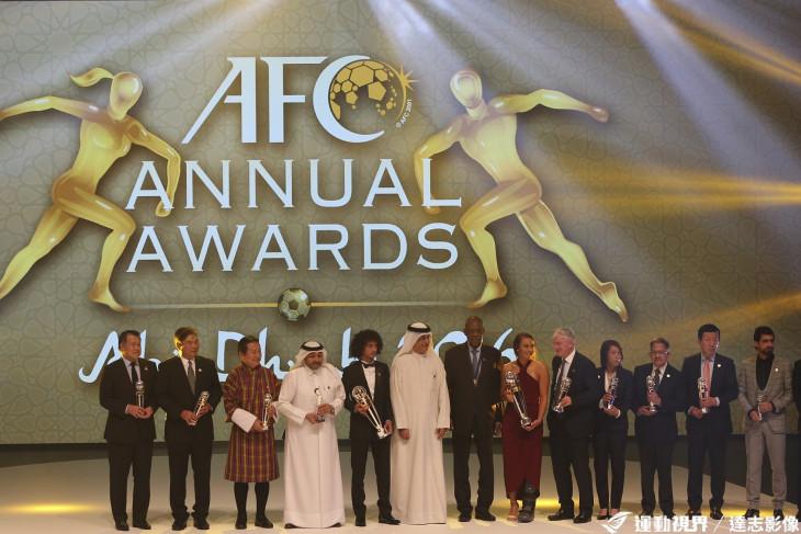 2016 亞足聯年度頒獎典禮