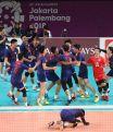 中華男排擊敗卡達奪下銅牌