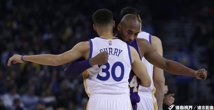 金州 - Kobe、Curry