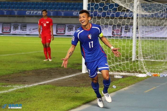 5中華男足V.S新加坡