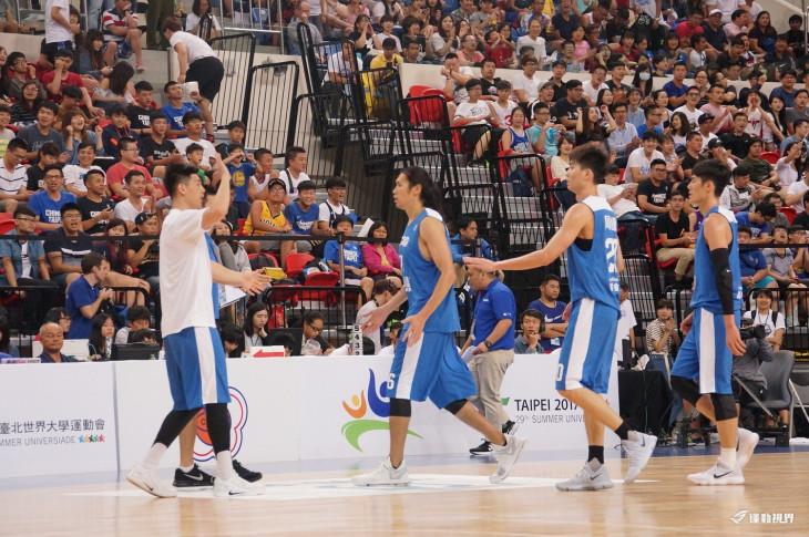 中華藍vs菲律賓