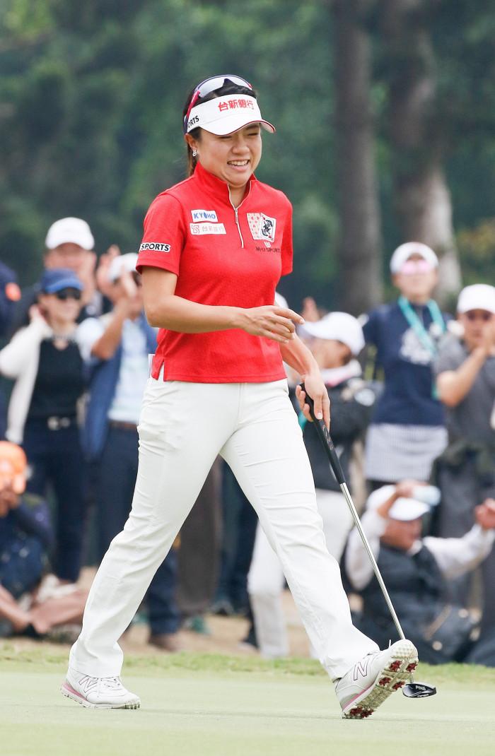 2019台灣女子高球公開賽蔡佩穎並列第二_4
