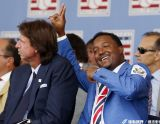 Pedro Martinez & Randy Johnson