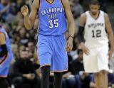 年度第二隊:Kevin Durant