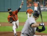 【ALCS】Game 1 Dallas Keuchel好投