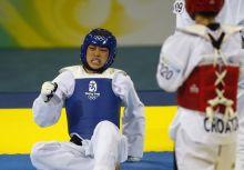 [北京奧運] 就是要咬牙拼戰至最後一刻 - 蘇麗文