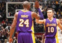【2015 NBA 開季分析】洛杉磯湖人 - 只要有健康的Kobe與Nash,誰都不該瞧不起他們