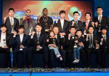 【KBL話題】2014-15 KBL獎項列表