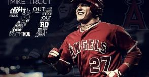 Mike Trout,來自Millville的超人