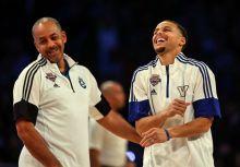 明星賽投籃挑戰賽  NBA父子檔的新戰場