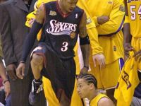 "Allen Iverson經典時刻 - ""The Step Over"""