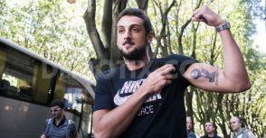 又有新刺青的Marco Belinelli懷念在馬刺的時光