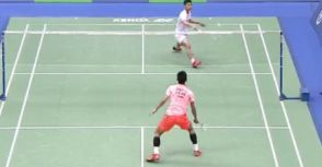 【羽球】台北羽球公開賽 周天成落敗諶龍奪冠
