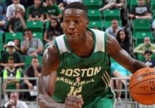 獅子雄心 — Terry Rozier