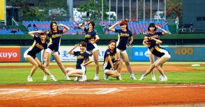如何跟啦啦隊女孩良好互動-Passion Sisters【臺中洲際棒球場】