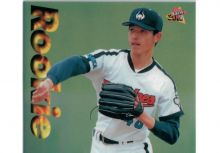 岩隈久志 BBM 2000 日本職棒生涯新人卡