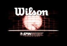Wilson 球拍的旋轉效應科技 (Spin Effect Technology)