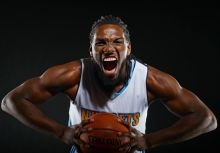 媒體日Q&A - Kenneth Faried