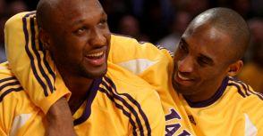 Kobe稱Odom是他超越一切的好兄弟,其康復情況令他感到驚訝