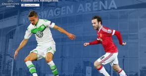 [賽前報導] - 歐冠小組賽:狼堡vs曼聯