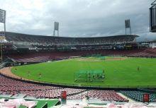 2012夏:廣島馬自達球場(5)「美式球場」的三要素