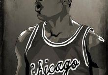Michael Jordan系列 - 被凍結的明星賽