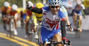 里約奧運 場地自由車女子全能賽 蕭美玉力拼佳績