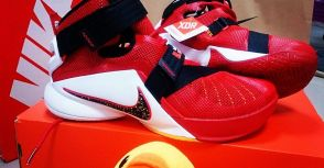 【開箱簡評】Nike Zoom Soldier IX Cavs Red (士兵九)