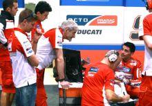 【MotoGP】Pirro將測試初亮相的DUCATI 2017年式賽車