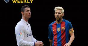 【I Love Football 足球週報】C羅梅西領銜2016歐足聯最佳陣容