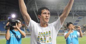 [#球迷新聞] 夏維耶(陳昌源)宣佈不代表中華隊出賽東亞盃 - 重點節錄