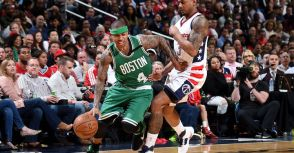 [球隊隨筆]Celtics全隊低迷,巫師扳回一城。