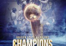 總冠軍賽第五戰賽後分析—五年後,換KD笑著離開!勇士拿下2017年NBA總冠軍!