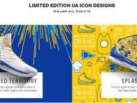 【SW維達之球鞋新聞】Under Armour慶祝勇士獲得總冠軍 推出期間限定特殊鞋面的ICON Curry 1 custom