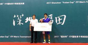 台塑之星吳東霖職涯首度冠軍賽 力拚兩盤以亞軍作收