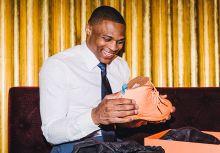 Russell Westbrook 與 Jordan Brand 簽下10年球鞋合約