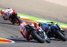 【MotoGP】Rossi:「非常難」在世界冠軍之爭擊敗Marquez