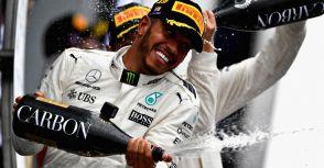 爭取車手的最高榮譽,Lewis Hamilton 繼續飆速!