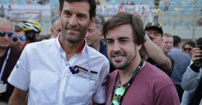 【F1】前F1車手Webber談Alonso將挑戰利曼大賽:「一定是哪裡搞錯了!」