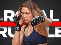 前UFC女子格鬥冠軍Ronda Rousey正式成為WWE簽約選手與相關資訊分析