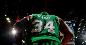 【身上永遠留著綠色血液的男人-Paul Pierce】