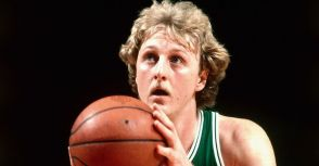 Larry Bird:On the '92 Olympics