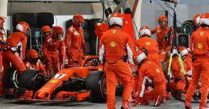 【F1】Rd.03中國GP賽前新聞(1):不安全放車事件頻傳,FIA準備重新檢查氣動扳手