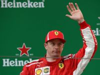 【F1】近況回春的冰人只能當Vettel的馬前卒?義大利媒體:太過份了!