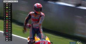 【MotoGP】Rd.04西班牙GP決賽:Ducati車隊因競爭意外全滅,Marquez獲勝並站上積分榜榜首