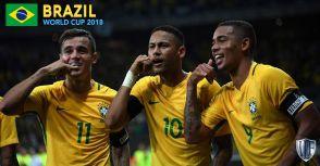 【2018年俄羅斯世界盃】戰力分析:巴西